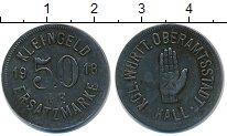 Изображение Монеты Нотгельды 50 пфеннигов 1918 Цинк