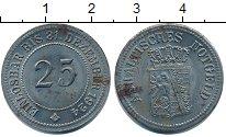 Изображение Монеты Нотгельды 25 пфеннигов 1924 Цинк XF