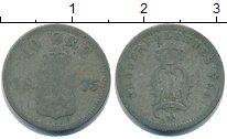 Изображение Монеты Швеция 10 эре 1875 Серебро