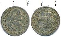 Изображение Монеты Австрия 3 крейцера 1670 Серебро