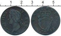Изображение Монеты Ирландия 1 пенни 1746 Медь