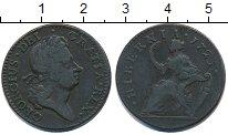 Изображение Монеты Ирландия 1 фартинг 1723 Медь