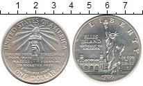 Изображение Монеты США 1 доллар 1986 Серебро UNC-