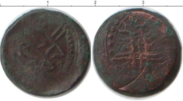 Картинка Монеты Турция 1 мангир Медь 0