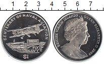 Изображение Монеты Виргинские острова 1 доллар 2009 Медно-никель UNC-