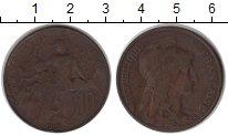 Изображение Монеты Франция 10 сентим 1912 Медь VF