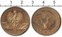 Изображение Монеты Польша 2 злотых 2010  XF