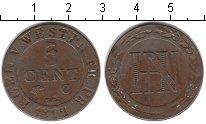 Изображение Монеты Вестфалия 5 сентим 1812 Медь VF