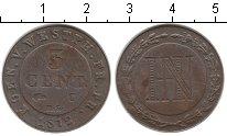 Изображение Монеты Вестфалия 3 сентима 1812 Медь VF