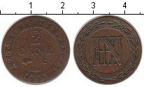 Изображение Монеты Вестфалия 2 сантима 1809 Медь VF