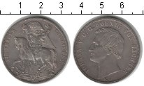 Изображение Монеты Саксония 1 талер 1871 Серебро UNC-