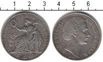 Изображение Монеты Бавария 1 талер 1871 Серебро XF Победа Франко-Прусск