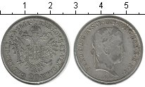 Изображение Монеты Австрия 20 крейцеров 1841 Серебро XF Фердинад I