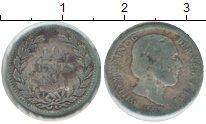 Изображение Монеты Нидерланды 10 центов 1885 Серебро VF Вильям III