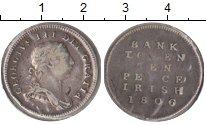 Изображение Монеты Ирландия 10 пенсов 1806 Медь XF