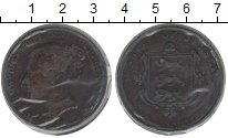 Изображение Монеты Остров Джерси 1/13 шиллинга 1861 Медь XF