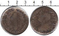 Изображение Монеты Франция 2 су 1792 Медь VF