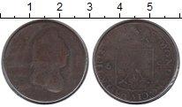 Изображение Монеты Нидерланды 6 стюверов 1680 Медь  Девентер