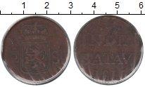 Изображение Монеты Нидерландская Индия 1/2 стюбера 1816 Медь
