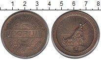 Изображение Монеты Нидерланды 5 франков 1928  VF Торжество рабочего к