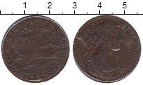 Изображение Монеты Франция жетон 1669 Медь VF