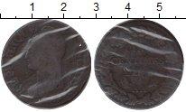 Изображение Монеты Франция 5 сентим 1796 Медь VF