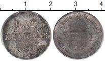 Изображение Монеты Венгрия 6 крейцеров 1849 Серебро  Революция