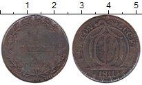 Изображение Монеты Люцерн 1 батзен 1811 Медь
