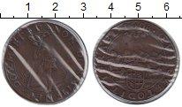 Изображение Монеты Нидерланды токен 1608 Медь