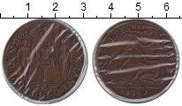 Изображение Монеты Бельгия Токен 1676 Медь