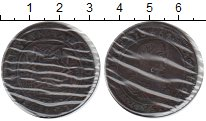 Изображение Монеты Нидерланды токен 1667 Медь