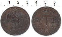 Изображение Монеты Нидерланды токен 1670 Медь