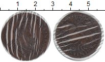 Изображение Монеты Нидерланды Токен 1647 Медь
