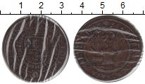 Изображение Монеты Испания Токен 1684 Медь