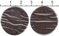Изображение Монеты Нидерланды токен 1611 Медь