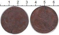 Изображение Монеты Испания токен 1652 Медь