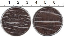 Изображение Монеты Нидерланды Токен 1685 Медь