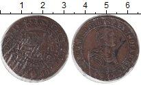 Изображение Монеты Нидерланды Токен 1675 Медь