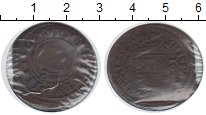 Изображение Монеты Испания 16 мараведи 1662 Медь