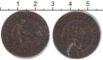 Изображение Монеты Нидерланды Токен 1651 Медь