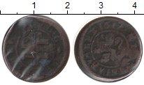 Изображение Монеты Испания номинал 1637 Медь