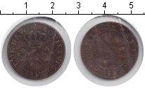 Изображение Монеты Гайана 2 су 1789 Медь VF