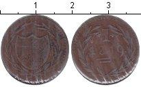 Изображение Монеты Франкфурт 1 хеллер 1819 Медь VF