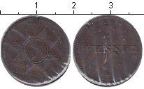 Изображение Монеты Франкфурт 1 пфенниг 1819 Медь XF