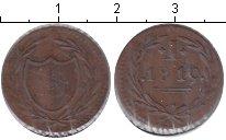 Изображение Монеты Франкфурт 1 хеллер 1819 Медь XF