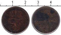 Изображение Монеты Мекленбург-Шверин 3 пфеннига 1848 Медь VF