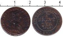 Изображение Монеты Майнц 1/4 крейцера 1795 Медь VF