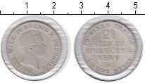 Изображение Монеты Пруссия 2 1/2 гроша 1849 Серебро XF А