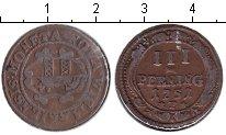 Изображение Монеты Висмар 3 пфеннига 1751 Медь XF