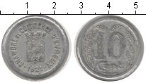 Изображение Монеты Франция 10 сантимов 1921 Алюминий VF